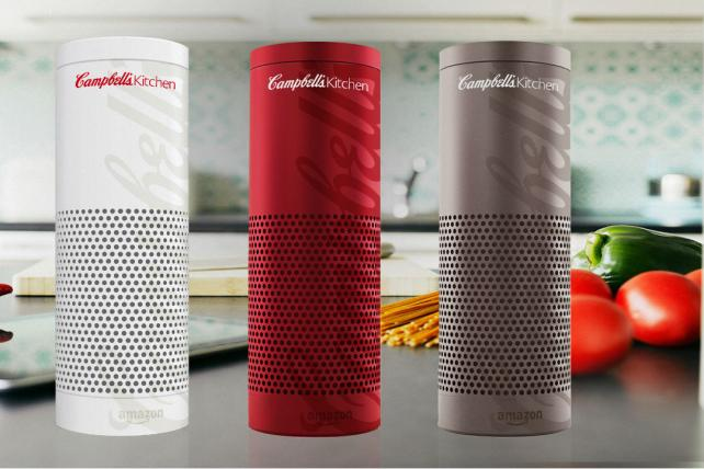 AdvertisingAge – Campbell's Soup Alexa Skill Provides Recipes for Users