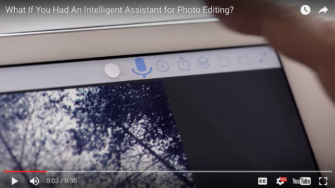 Adobe Testing Voice Assistant for Photo Editing