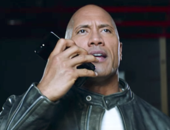 Siri Ad with The Rock A Big YouTube Hit