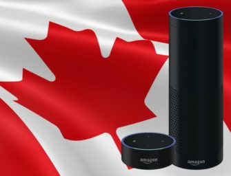 Amazon Echo and Alexa Launch in Canada