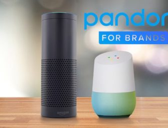 Pandora Offers Ad Targeting of Millions of Amazon Echo and Google Home Users
