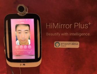 HiMirror Integrates Skincare, Beauty and Voice Commerce