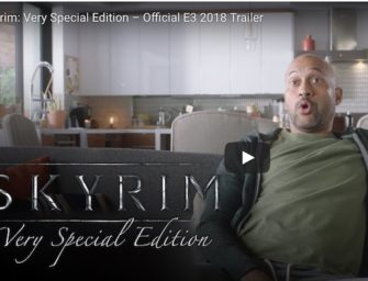 Skyrim Introduces Very Special Edition with Alexa