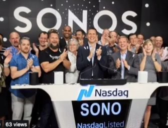 Sonos IPO Values Company at $1.5 Billion, Offers Smart Speaker Pure Play for Investors