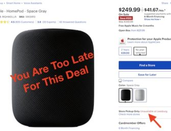 Cyber Monday Deals Continue on Smart Speakers, $100 Discounted HomePods Appear to Be Gone