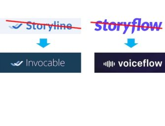 Story Shake-up: Storyline Shuts Down Code-Free Alexa Skill Builder to Focus on Invocable Service for Voice Designers and Storyflow Becomes Voiceflow