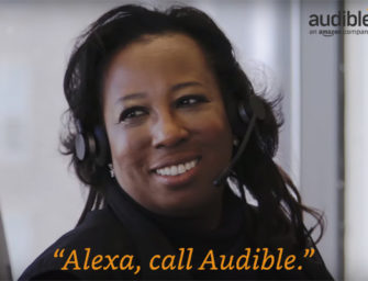 Audible Is Offering Live Customer Support Through Amazon Echo Devices