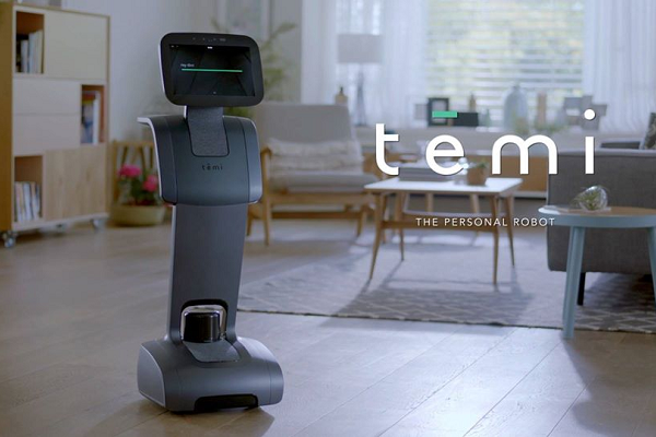 Voice-Controlled Personal Robot Maker temi Closes $15M Funding Round