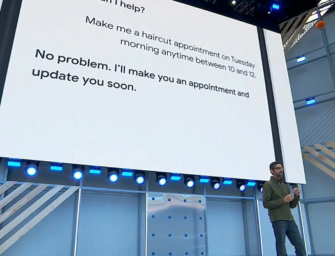 Google Duplex Can Book Haircuts, 2 Years After Stage Demo