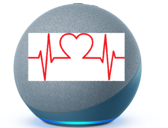 Researchers Prove Smart Speakers Can Hear Your Heart Beat and Judge Its Health