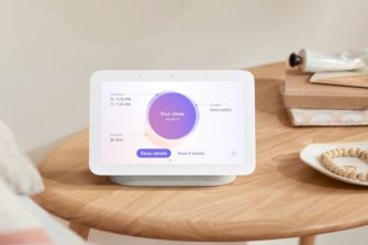 Google Launches New Nest Hub With Sleep Tracking Radar
