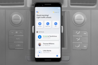 Google Will End Android Auto on Phones for Google Assistant Driving Mode in Android 12 Update
